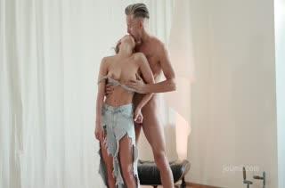 После петтинга Lindsey Cruz испытала хадкорное порно